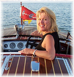 Contact Susan O'Briend to schedule a tour of Channel Islands Waterfront Homes